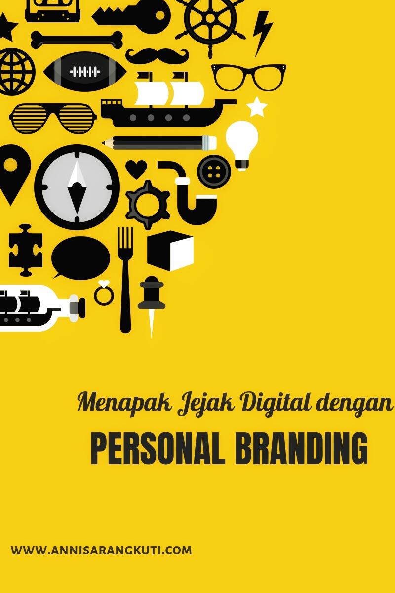 Menapak Jejak Digital dengan Personal Branding